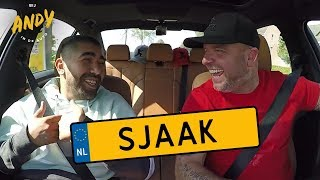 Sjaak - Bij Andy in de auto