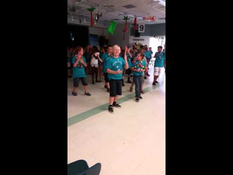 End of Year Party - Indian River Elementary School