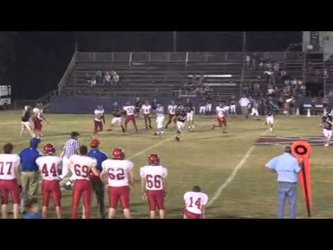 Farrel Keahey's Tensas Academy 8 Man Football Highlight Film 2009-2011