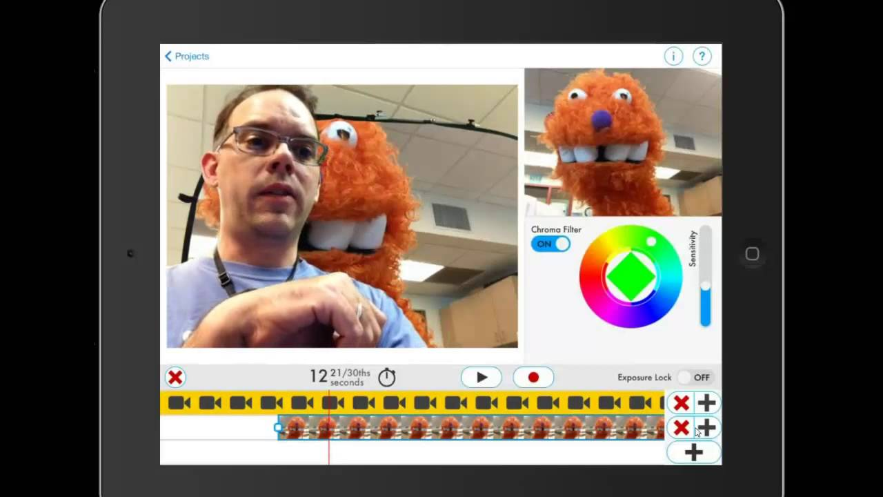 Do Ink: The Best App For Green Screens on the iPad! · The TeacherCast  Educational Network