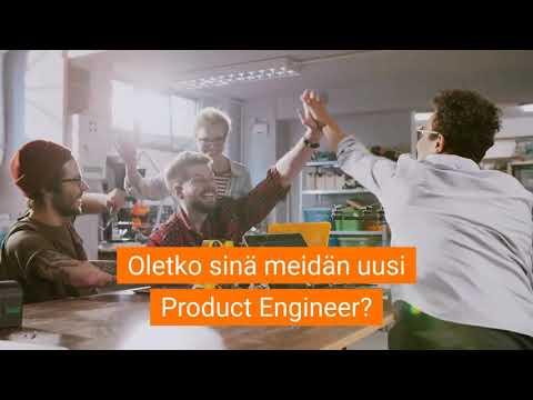 Product Engineer, Tule Meille Töihin!
