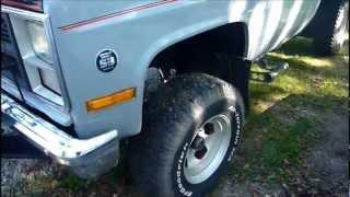 Detroit Diesel 453T Cold Start