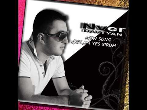 Nver Davtyan - Qez em yes sirum  (Lyrics-David Atoyan)