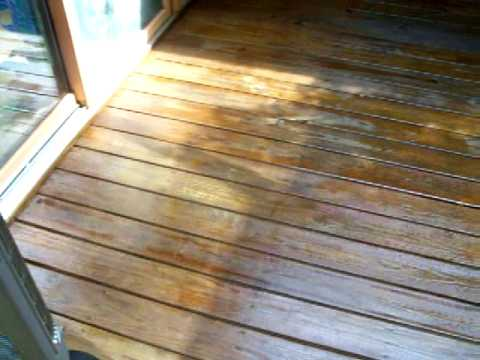 Deck With Onetime Wood Natural 6 18 09 02
