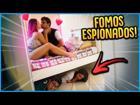 eles-me-espionaram-quando-eu-estava-com-minha-namorada-no-quarto!!-[-rezende-evil-]