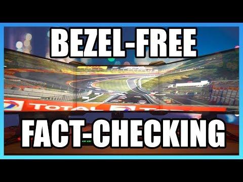 ASUS Bezel-Free Displays & Fact-Checking BFGD
