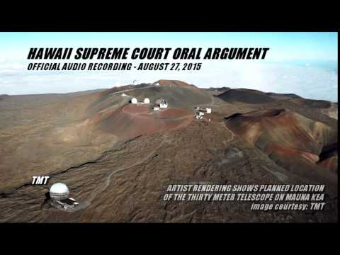 Aug. 27 Hawaii Supreme Court audio - part 2
