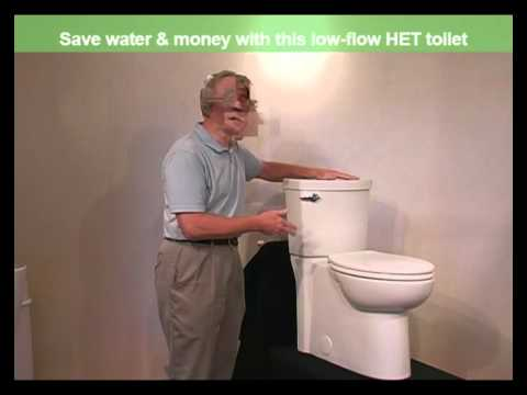 The Clean Toilet By American Standard Youtube
