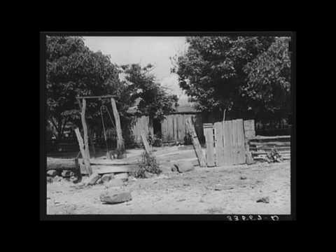 Dust Bowl Migrant Folk Music ǀ Railroader