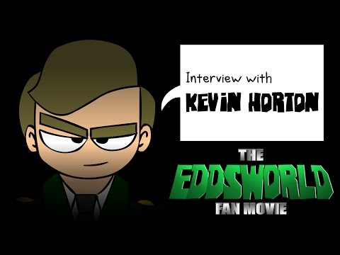 The Eddsworld Fan Movie - Interview with Kevin Horton