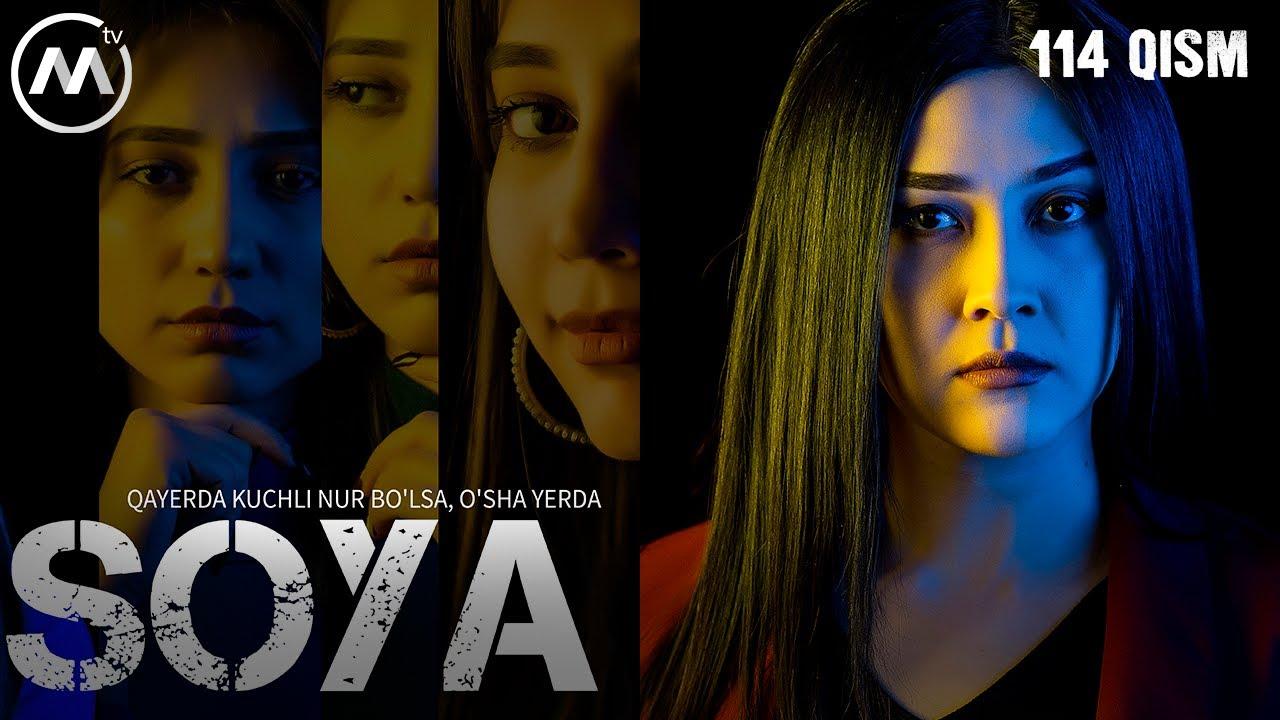 Soya l Соя (milliy serial 114 qism)