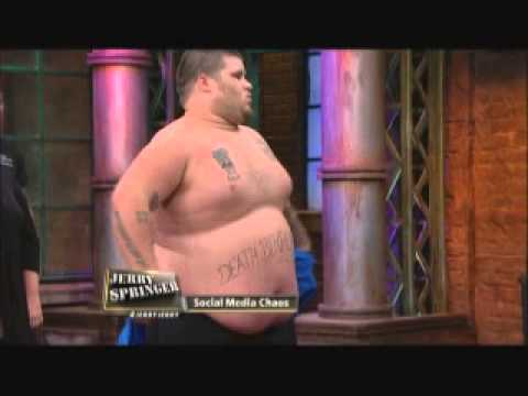 Naked bitches on jerry springer fantasy