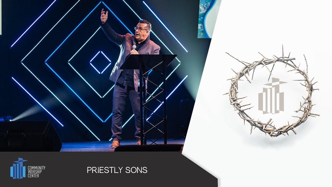Priestly Sons | Pastor Jim Balzano