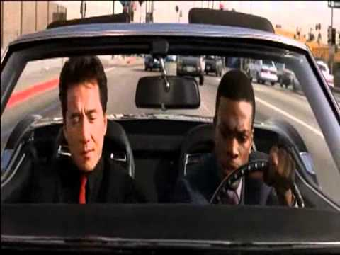 Rush Hour  Song In Car