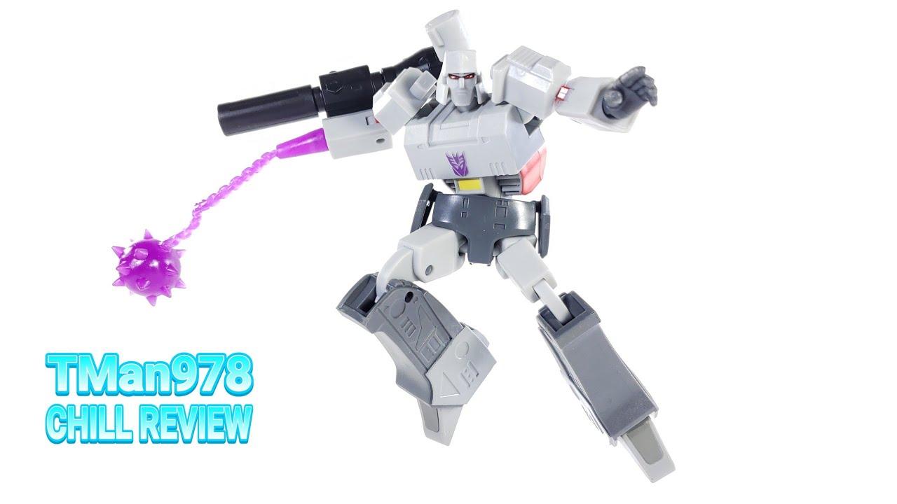 Transformers R.E.D G1 Megatron CHILL REVIEW