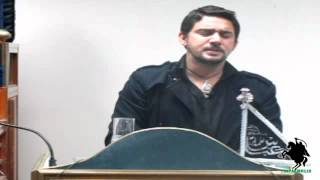 Bohat Ro Chuki Hai Sakina (s.a.) - Farhan Ali Waris - Birmingham (UK) - 7th May 2012