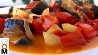 Ужин за 25 Минут | Овощи Карри - Легкий Овощной Ужин