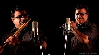 Ek Ajnabee Haseena Se | Main Rang Sharbaton Ka Flute+Piano+Vocals Unplugged Cover