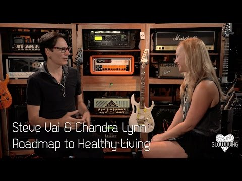 Steve Vai on the Roadmap to Healthy Living