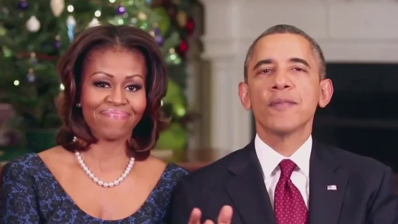 President Obama wishing everyone a Merry Christmas - YouTube