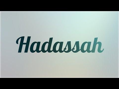Significado de Hadassah, nombre Hebreo para tu bebe niño o niña (origen y personalidad)