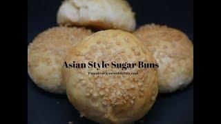 Asian Style Sugar Buns