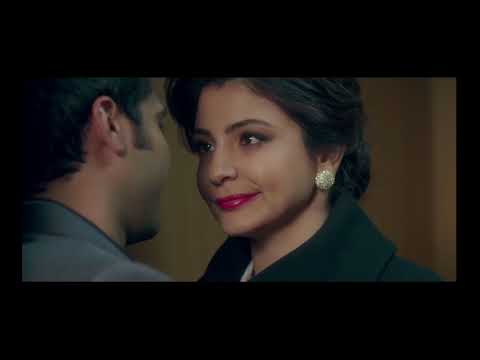 Anushka Sharma kissing with her hot expressions