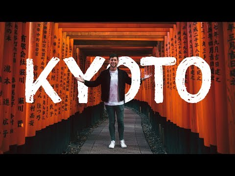How to Travel KYOTO Japan - Your Next Destination