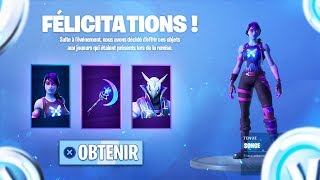 THE FREE CADEAU OF EPIC GAMES AFTER THE FORTNITE EVENT!