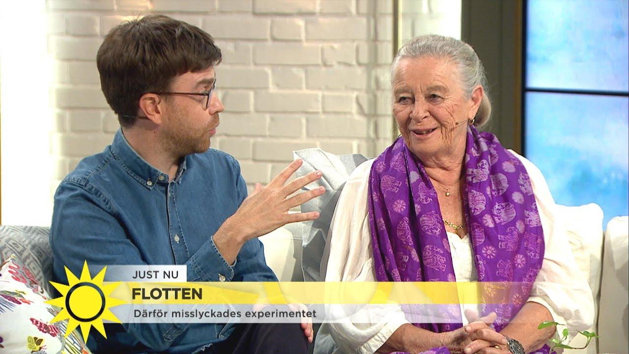 """""""Jag hade helst inte pratat om det med någon"""" – nu kommer dokumentären om """"sexf - Nyhetsmorgon (TV4)"""