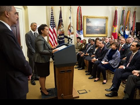 President Obama Nominates Loretta Lynch for Attorney General
