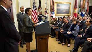 President Obama Nominates Loretta Lynch for Attorney General