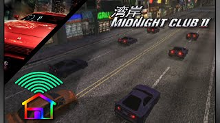 Midnight Club II review - ColourShed