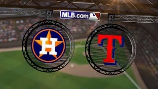 9/23/14: Martinez throws Rangers past in-state rivals