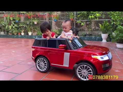Kiểu dáng Range Rover / Xe oto điện trẻ em King Driver / For Kids