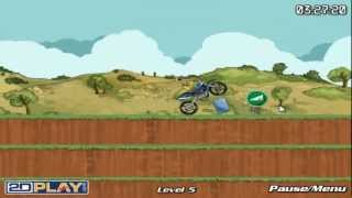 Flash Gaming: Bike Champ
