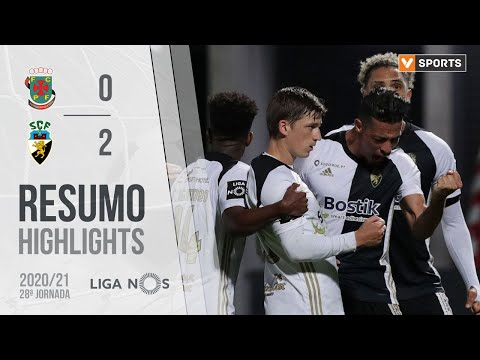 Ferreira SC Farense Goals And Highlights