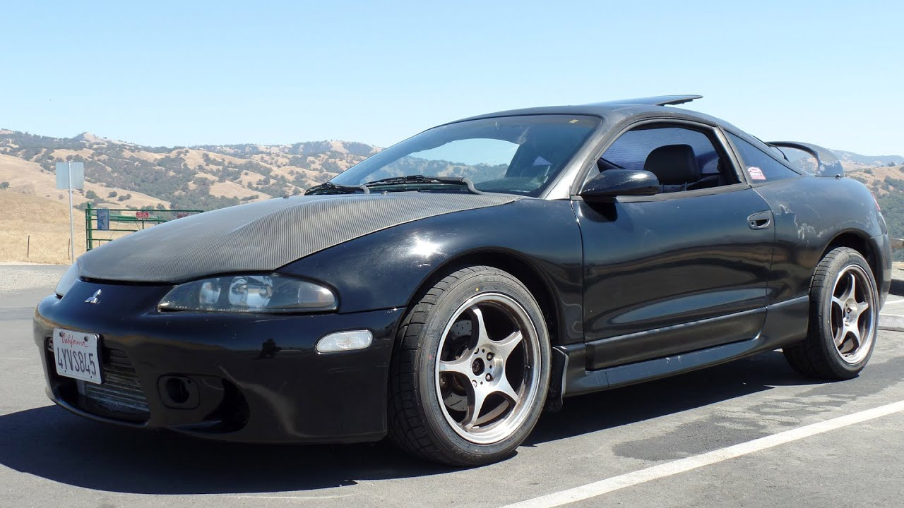 Mitsubishi Eclipse 2015 >> HadesOmega's 1998 Mitsubishi Eclipse GST - YouTube