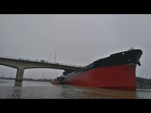 Ship Collisions - Ships vs Bridges