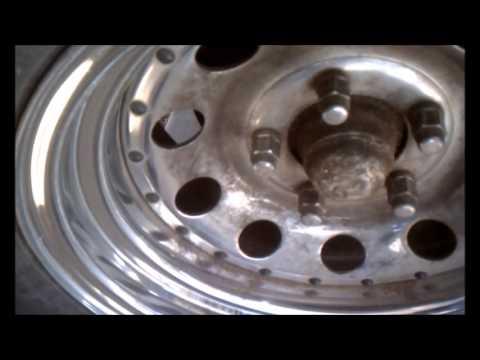 Cromar llantas pulir llantas vibradora abrillantadora r - Como limpiar aluminio oxidado ...