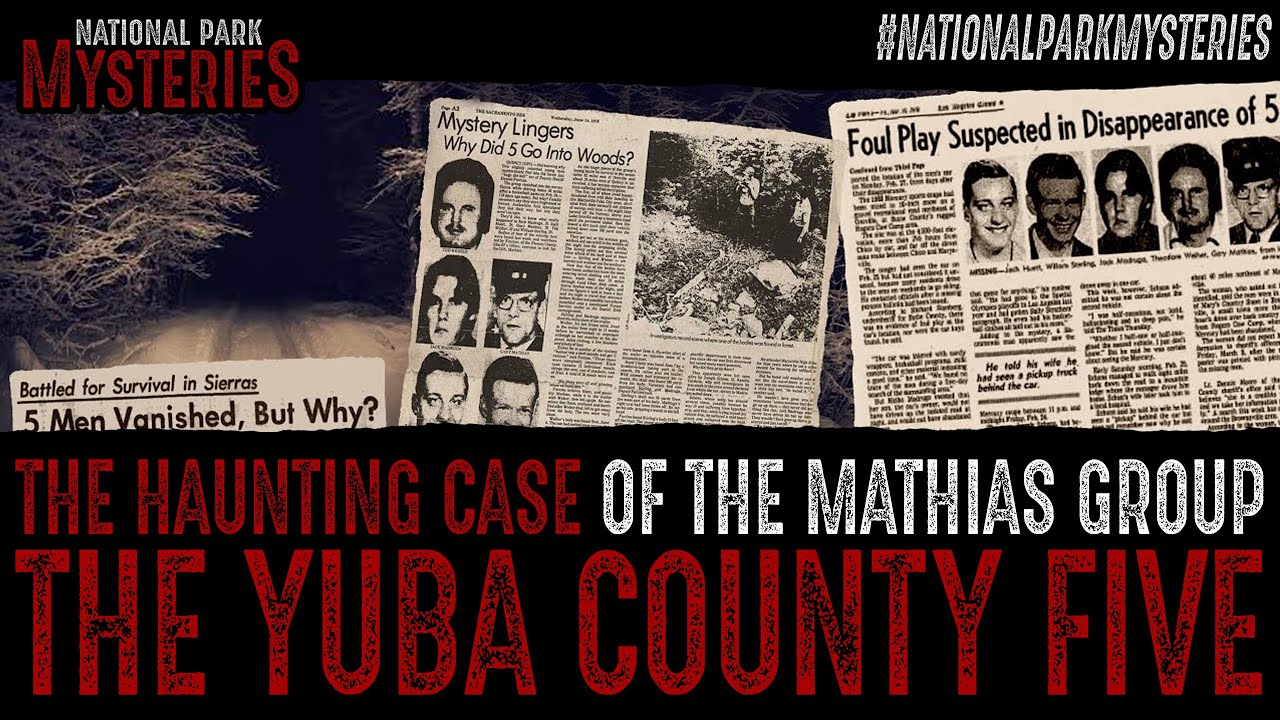 Download The Haunting Case of the Mathias Group | The Yuba County Five | National Park Mysteries