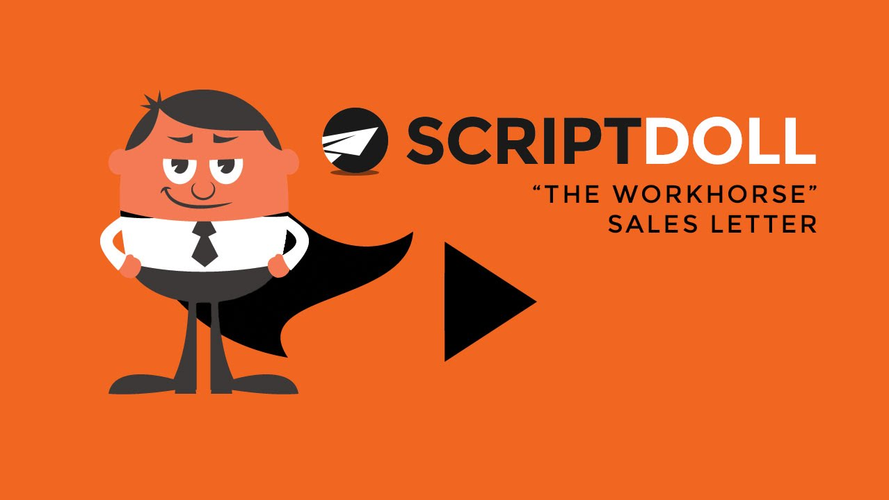 The Workhorse Sales Letter Template Youtube