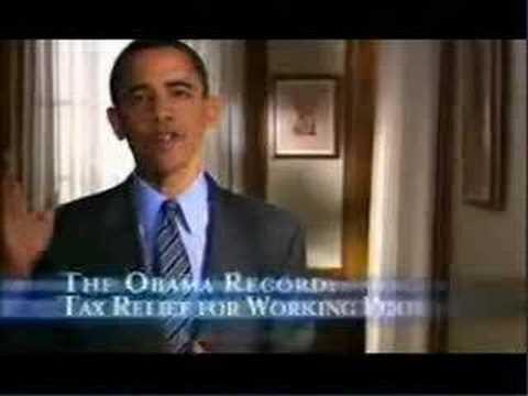 Barack Obama  2004 U.S.  Senate Campaign Ad