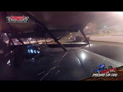 #44 Jarrad Gray - Sportsman - 4-27-19 Talladega Short Track - In Car Camera