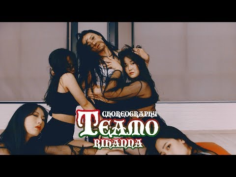 Rihanna - Te Amo : Gangdrea Choreography