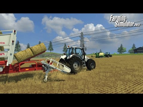 "Farming Simulator 2013 farming on: ""Small Farm"""