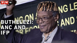 Eyewitness News had a virtual chat with Prince Mangosuthu Buthelezi ahead of his 92nd birthday. Buthelezi said his dying wish is for the African National Congress and the Inkatha Freedom Party to mend relations.   #Buthelezi #IFP #ANC