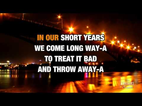 Movies in the style of Alien Ant Farm | Karaoke with Lyrics