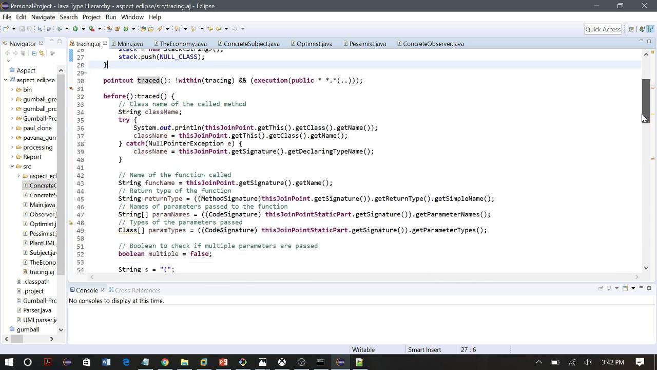 Using aspectj and plantuml to generate sequence diagrams youtube using aspectj and plantuml to generate sequence diagrams ccuart Choice Image