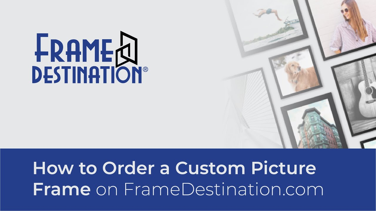 How to order a custom picture frame online from framedestination how to order a custom picture frame online from framedestination jeuxipadfo Images
